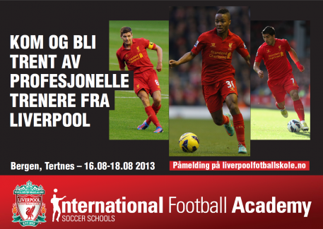 Liverpool Fotballskole 1332x950